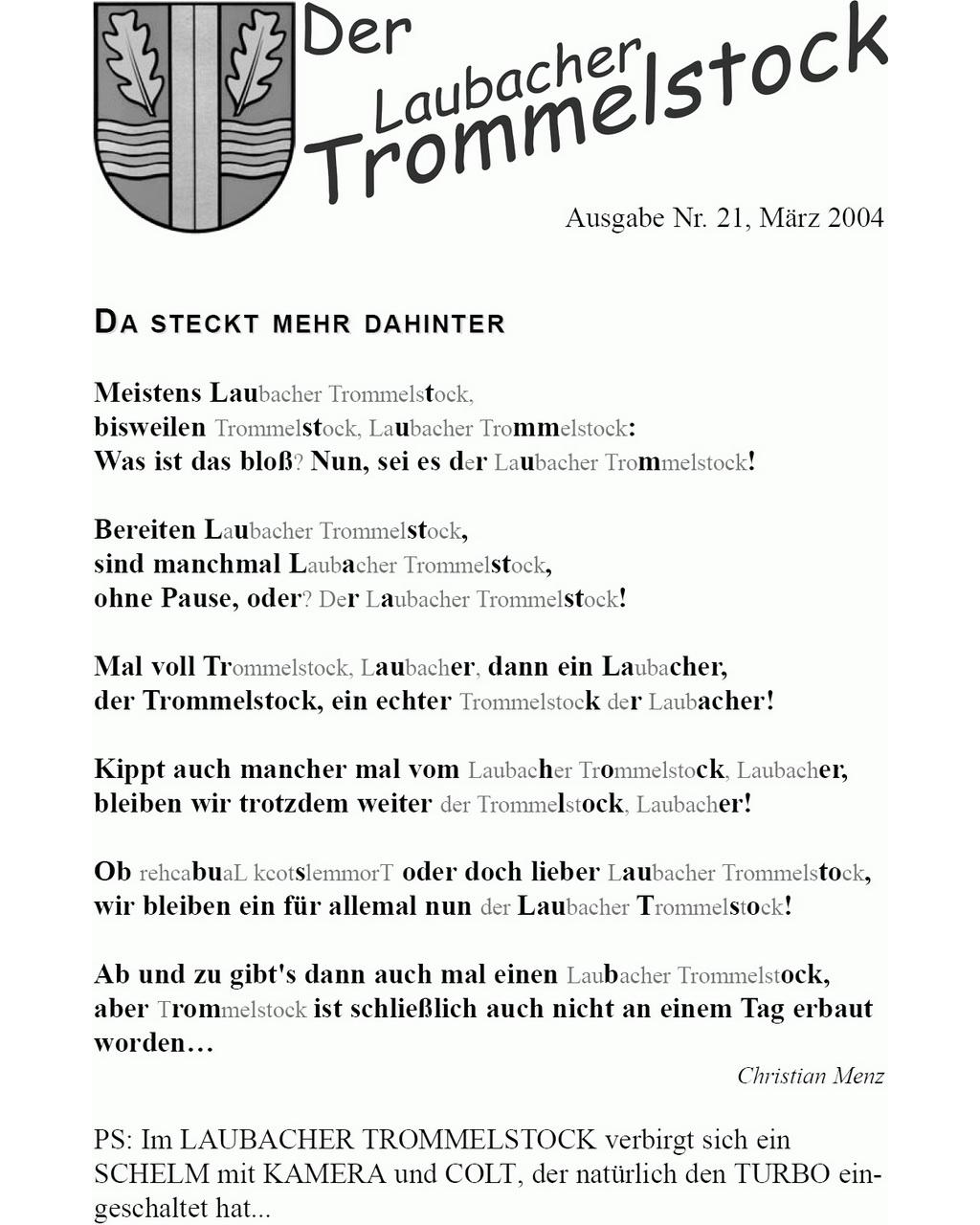 Laubacher-Trommelstock-Titelseite-021