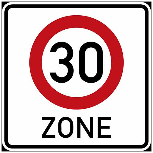 Maßnahmen zur Verkehrsicherheit