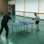 Viel Neues beim Tischtennis 2
