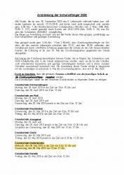 2019-04-04 Anmeldung Schulanfänger 2020